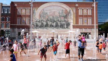 Sundance Square, Fort Worth Texas
